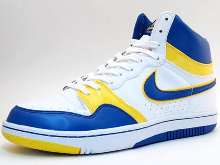 Nike Court Force High Basic - November 2009