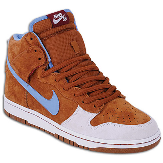 60%OFF Skate Mental x Nike SB Dunk High Pro November 2009 ... 0729f45dd4
