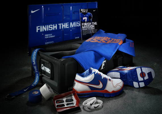 Nike Pro Combat College Football Pack