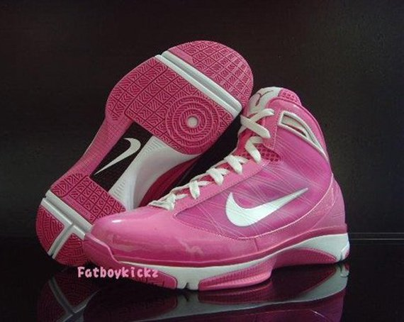 Nike Hyperize GS Think Pink