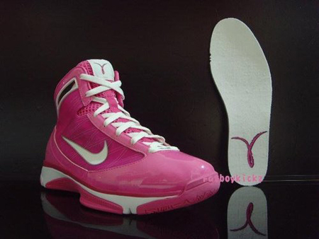 Nike Hyperize GS - Think Pink