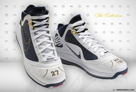 lebron shoes 7. Nike Air Max LeBron VII (7)