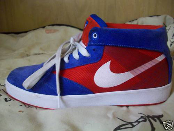 Nike SB Omar Salazar Pro Model - Red / White / Blue Sample
