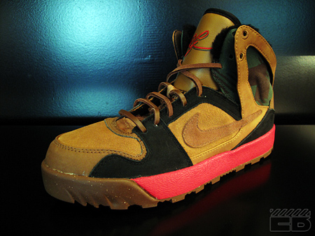 Nike 6.0 Zoom Oncore High - Winterized