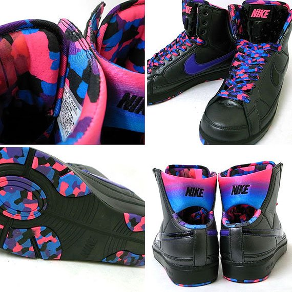 nike shoes for girls pictures. Nike Air Troupe Mid - Atmos