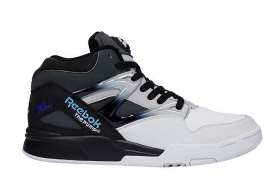 X-Large x Reebok Pump Omni Lite - December 2009