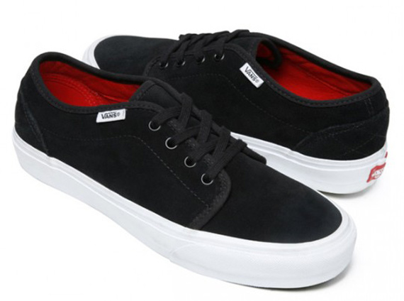 Supreme x Vans 106 - Black Friday Release