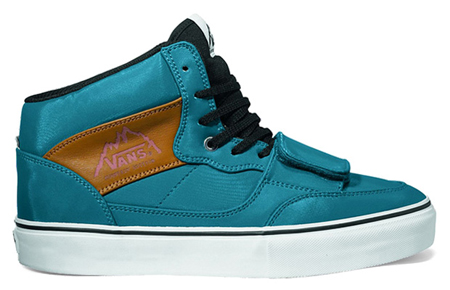 KnollTextiles x Vans Vault Mountain Edition High LX