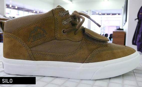 Vans Syndicate Mountain Edition Mid S - Holiday 2009