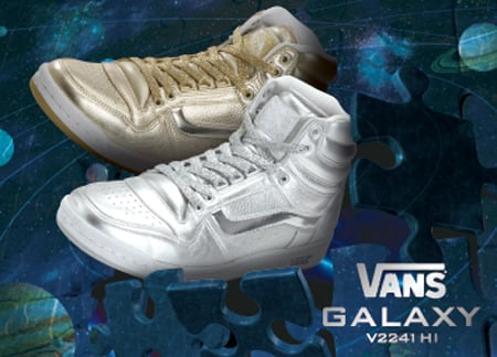 Vans Galaxy Pack Preview