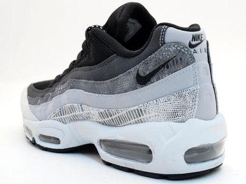 Along with the month of October came news that yet another Nike Air Max 95  would grace the ever-so popular line of this training sneaker silhouette. fa945fa46b4a