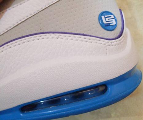 Nike Air Max Lebron VII Low Summit Lake Hornets Sample on eBay