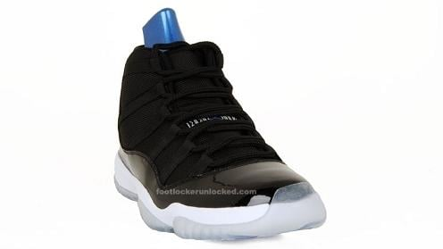 Releasing at Midnight: Space Jam Air Jordan XI (11)