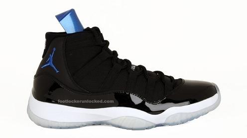 Releasing at Midnight: Space Jam Air Jordan XI (11)
