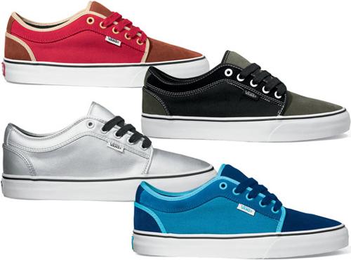 vans chukka low colors