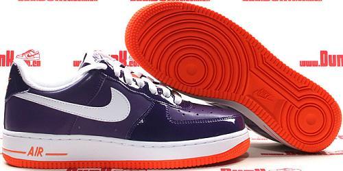 Nike Women's Air Force 1 Low Purple