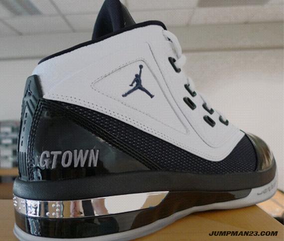 Air Jordan 16.5 - Hoyas Team Player Exclusive