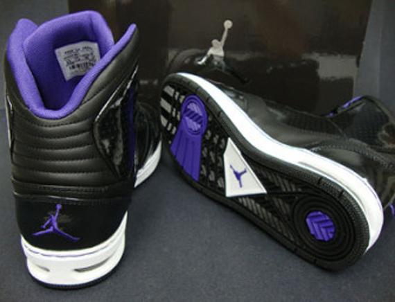 Air Jordan Classic '91 - Black Patent