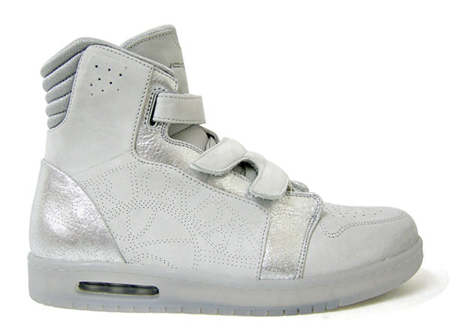 Air Jordan L'Style One - Neutral Grey / Metallic Silver