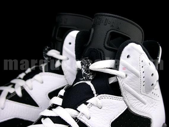 50%OFF Jordan VI 6 Black White + Motorsports Six Rings - s132716079 ... 720dcb091