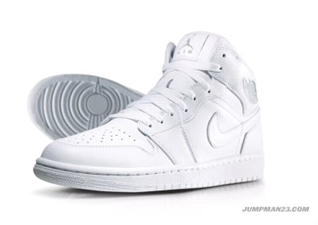Air Jordan Silver Anniversary Collection - Part I