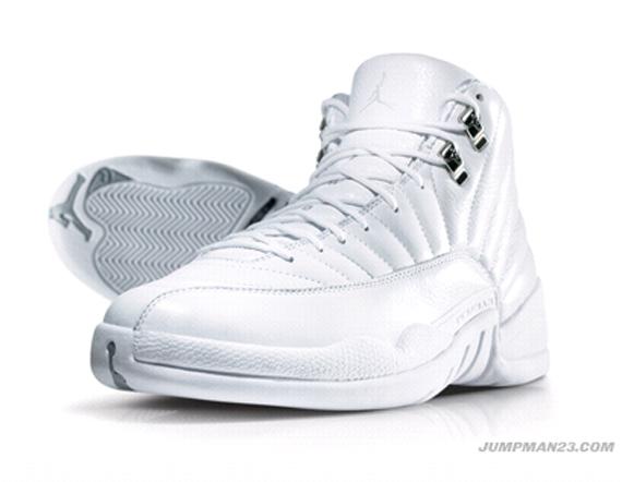 Air Jordan Silver Anniversary Collection - Part II
