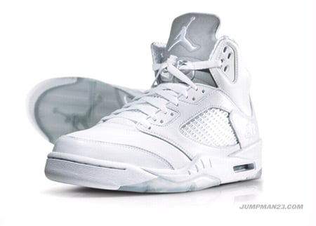 Air Jordan Silver Anniversary Collection - Part V
