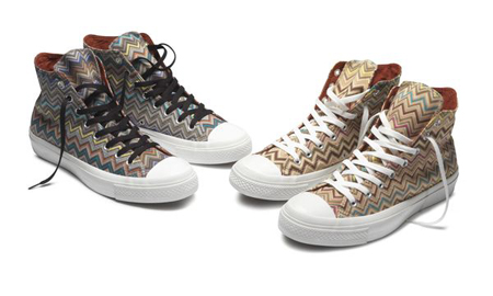 Missoni x Converse Chuck Taylor All Star Hi - Winter 2010