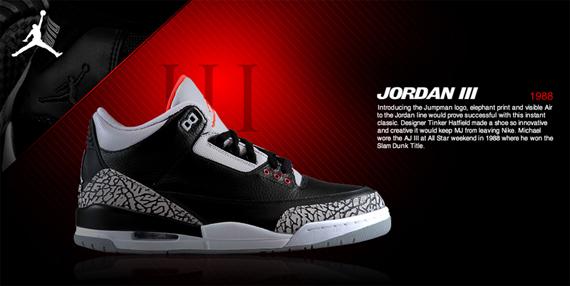 Footlocker Launches 'History of Air Jordan'