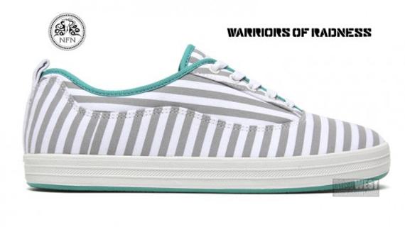 Warriors of Radness x Gourmet Tre - Summer 2010