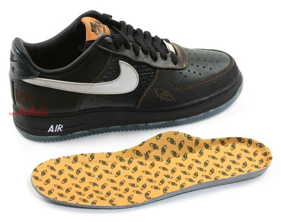 DJ Premier x Nike Air Force 1 Low