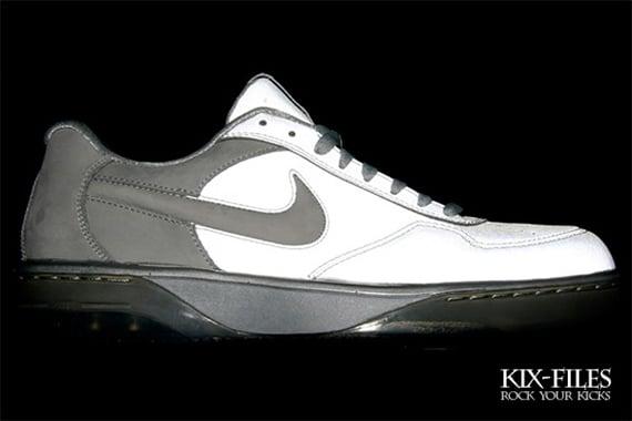 DJ Clark Kent x Nike Air Force 25 Low - 3M Pack