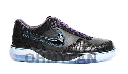 Nike Air Force 25 Low Premium - Black Mamba  71a79bd98372