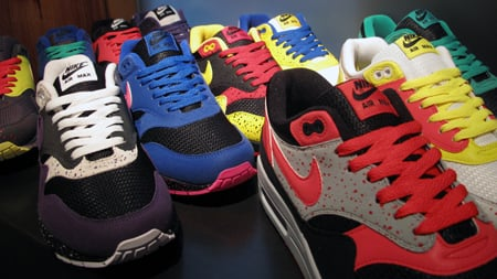 Nike Air Max 1 iD at 21 Mercer