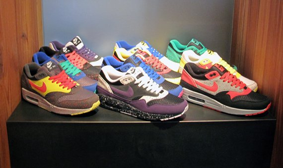 nike air max 1 id at 21 mercer sneakerfiles. Black Bedroom Furniture Sets. Home Design Ideas