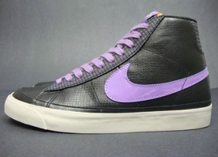 Nike Blazer Mid '09 ND Women's - Black / Violet