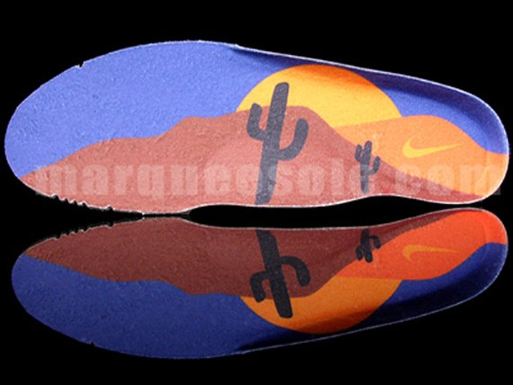 Nike Air CB 34 Retro - Phoenix Suns