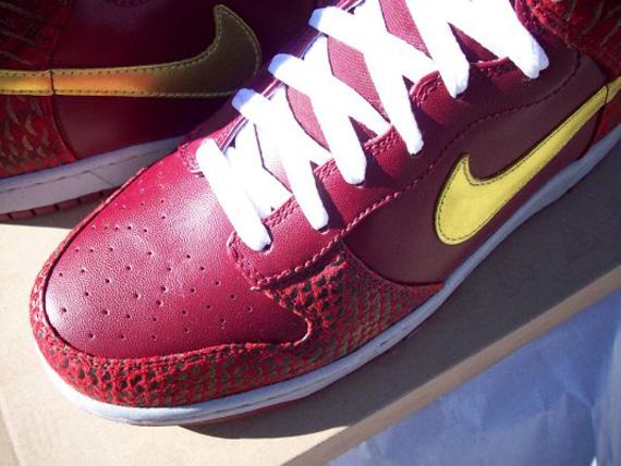Nike Dunk High Premium West - Eddie Cruz