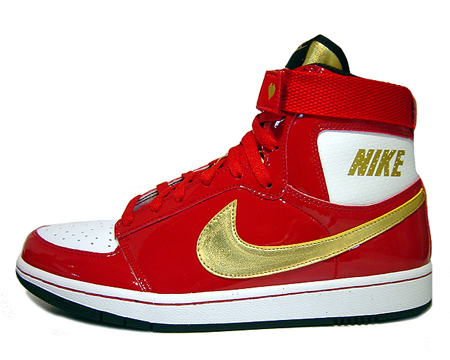 Nike Dynasty Hi - Valentine's Day 2010 Pack