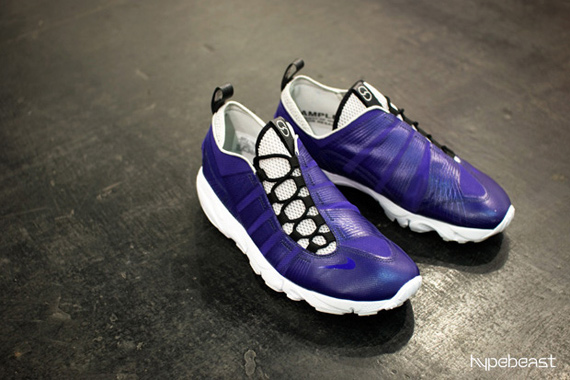fragment design x Nike Sportswear Air Footscape Motion - Detailed Look