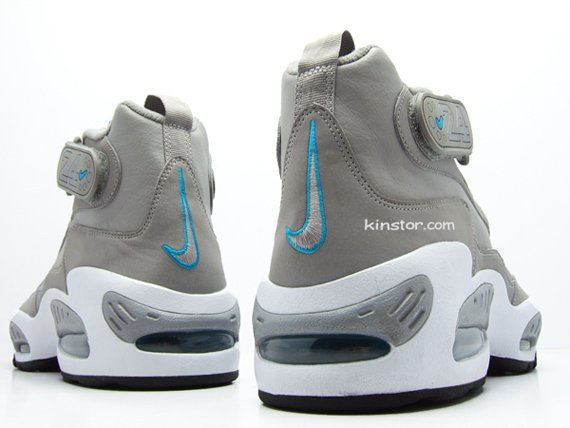 Nike Air Max Griffey 1 - Grey / Silver / Blue