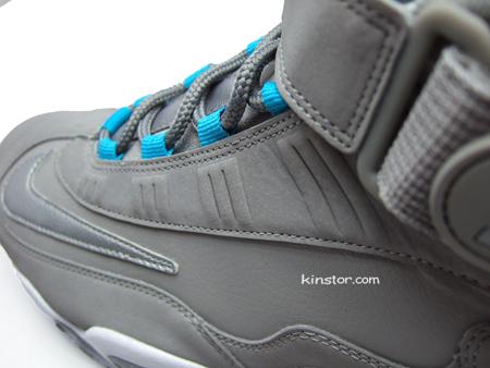 best website 399cd ef1ab Nike Air Max Griffey 1 - Grey   Silver   Blue