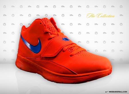 Nike KD2 - Creamsicle