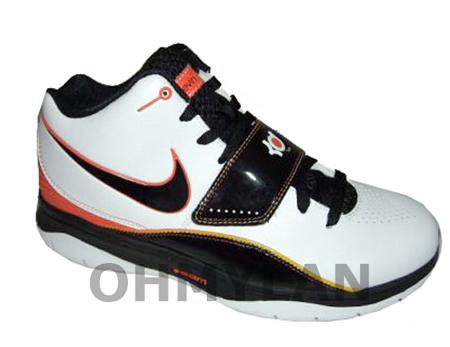 Nike KDII - OKC Thunder Home   SneakerFiles