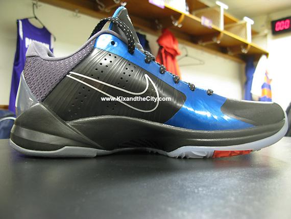 Nike Zoom Kobe V (5) - Dark Knight