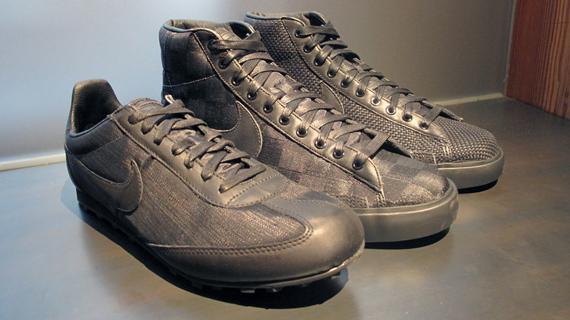Maharam x Nike Sportswear Holiday 2009 - Closer Look