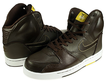 Nike RT1 High - Dark Cinder / White - Varsity Maize