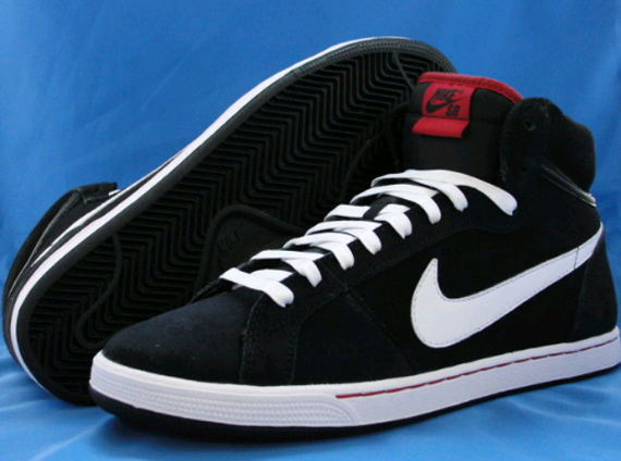 Nike SB December 2009 Releases - Zoom Bruin & Zoom Classic High