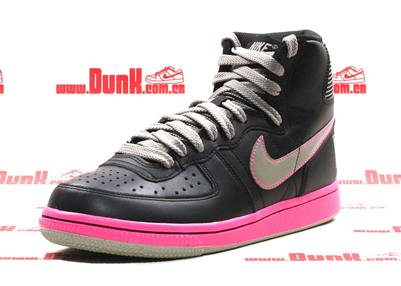 Nike Terminator High Women's - December 2009