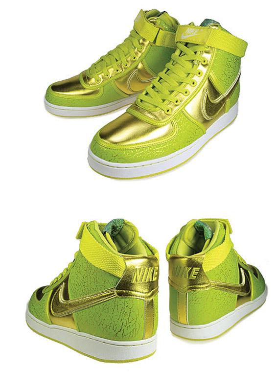 Nike Vandal High Women's - Electrolime / White